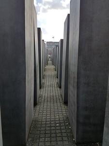 Berlin Holocost Memorial