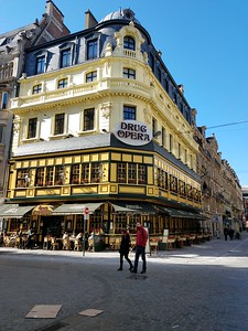 Drugstore Near the Opera???