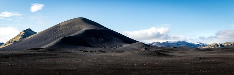 Three Sheep in the Lava Field