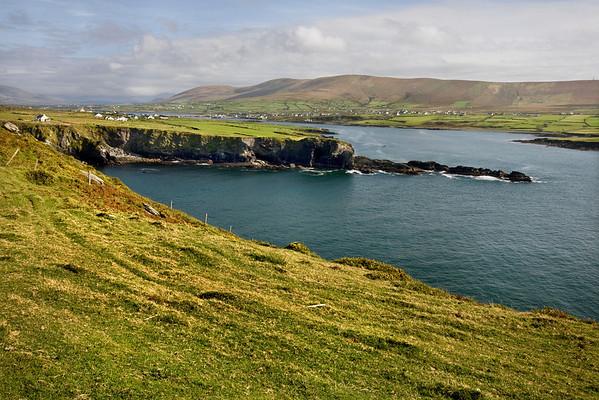 Bray Head, Valencia Island. Co. Kerry