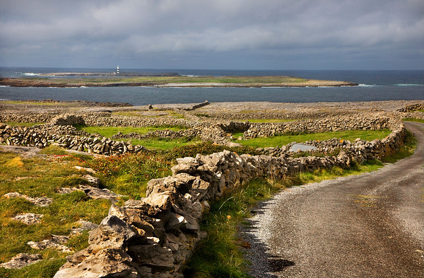 Inishmore, largest of the 3 Aran Islands, a 60 minute ferry ride from Doolin