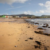 Waterville is known for its expansive beach and majestic scenery surrounding the town.