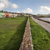 Waterville, a small seaside town on the Ring of kerry