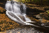 Chapel Falls in Ashfield, Massachusetts i