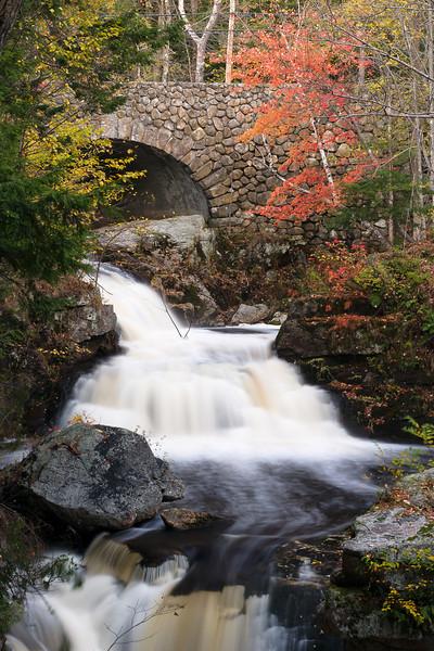 Doane's Falls in Royalston, Massachusetts