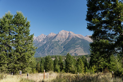 Drive to Banff