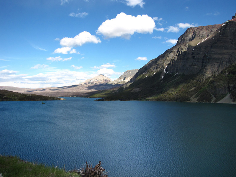 St. Mary's Lake, Glacier National Park.