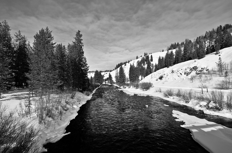 Greys River - Wyoming