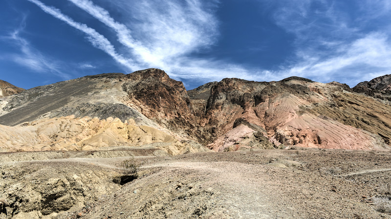 Artists Palette in Death Valley