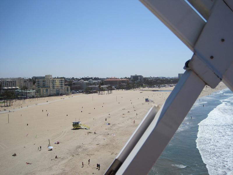 Picture from the Ferris Wheel.