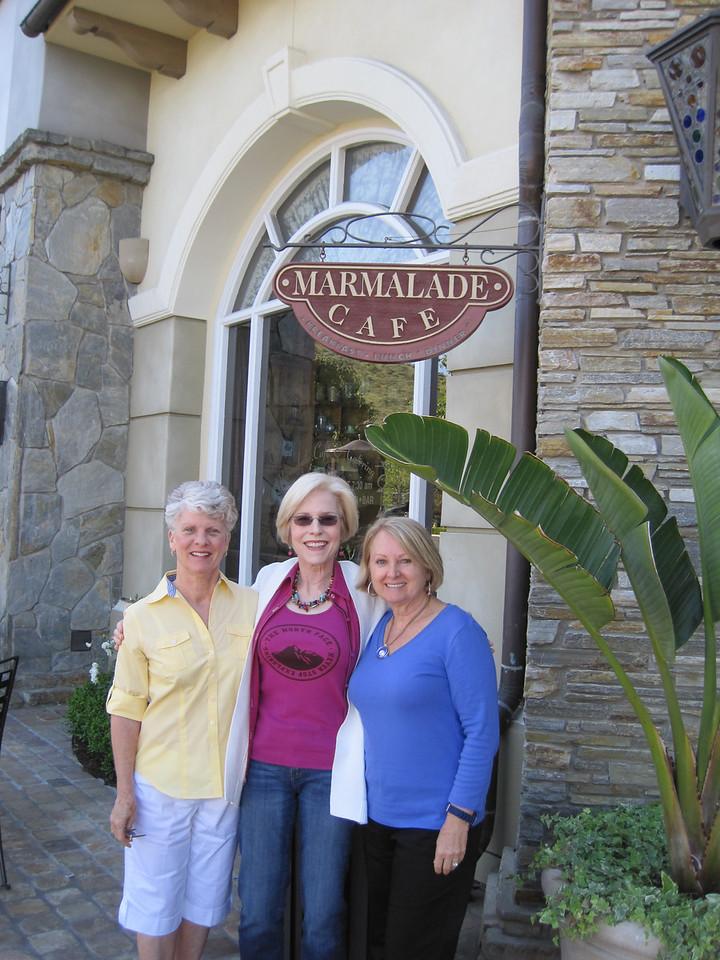 Lynda, Cindy and Roselyn