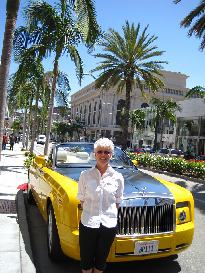 Rodeo Drive in style