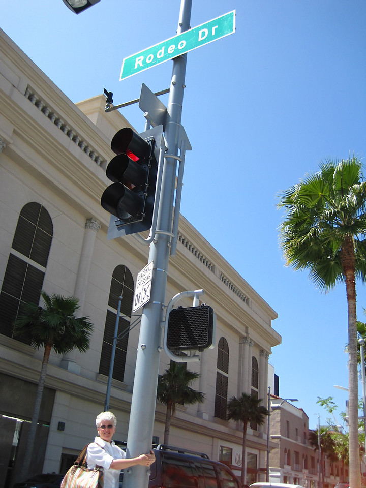 "Need I say more, ""Rodeo Drive"""