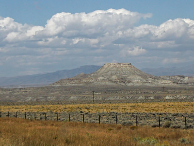 Lonely Butte