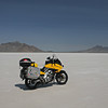 On the salt @ Bonneville.