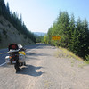 What more can I say? Lolo Pass - US-12 between Lolo, Montana and Kooskia, Idaho. Best road of the whole ride.