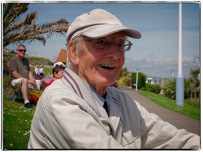 Geoffrey (a spry 88 year old)