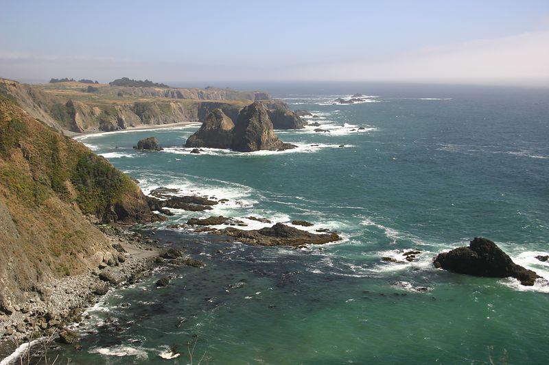 coastal rocks 12