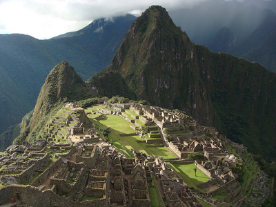When Silver Was the Tears of the Moon (Machu Picchu, Peru)