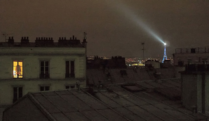 FEATURED WORK: Night View from Montmartre, Paris, 2008<br /> <br /> 2009 Everyman Photography Awards - Honorable Mention - Travel/Architecture