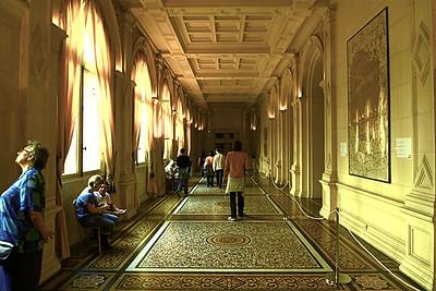 Gallery, Hotel de Ville, Paris