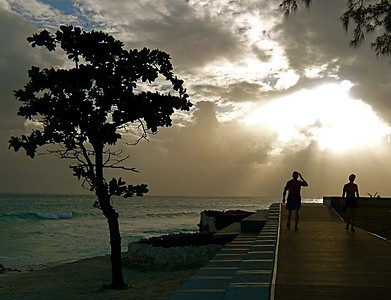 Barbados: Exploring the New Boardwalk