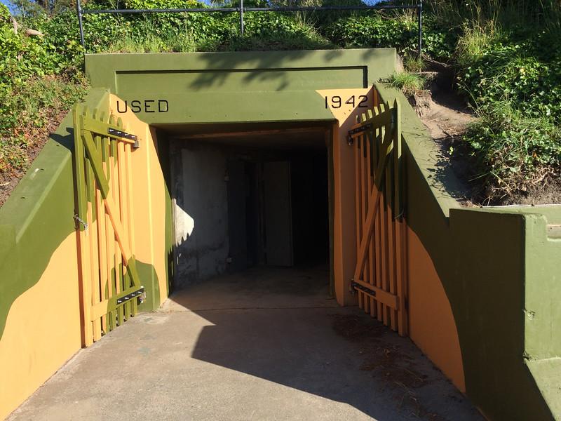 Fort Ebey State Park bunker