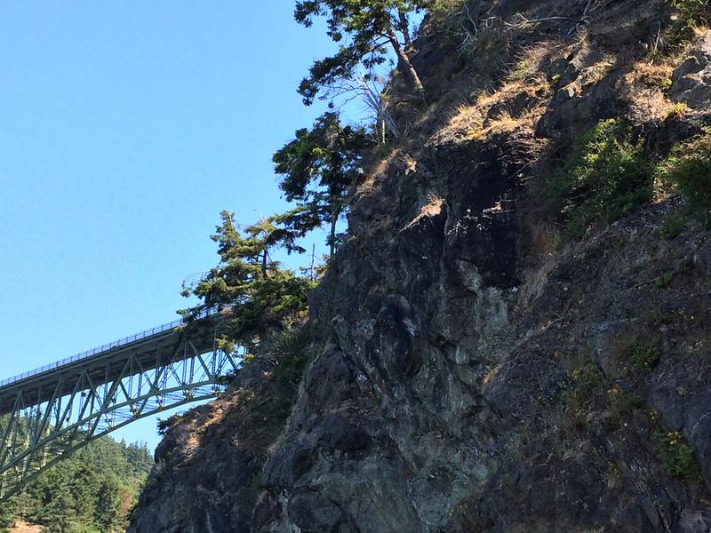Deception Pass - Bridge & Bluff