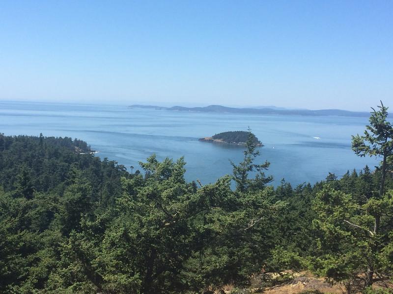 Goose Rock Summit - Deception Island