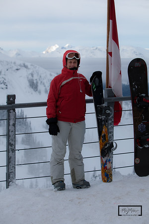 Whistler Blackcomb in British Columbia, Canada.  © Copyright m2 Photography - Michael J. Mikkelson 2009. All Rights Reserved. Images can not be used without permission.