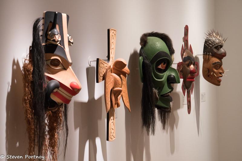 Contemporary Masks, Audain Art Museum