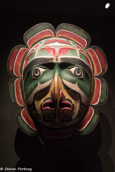 Sun Mask, Audain Art Museum