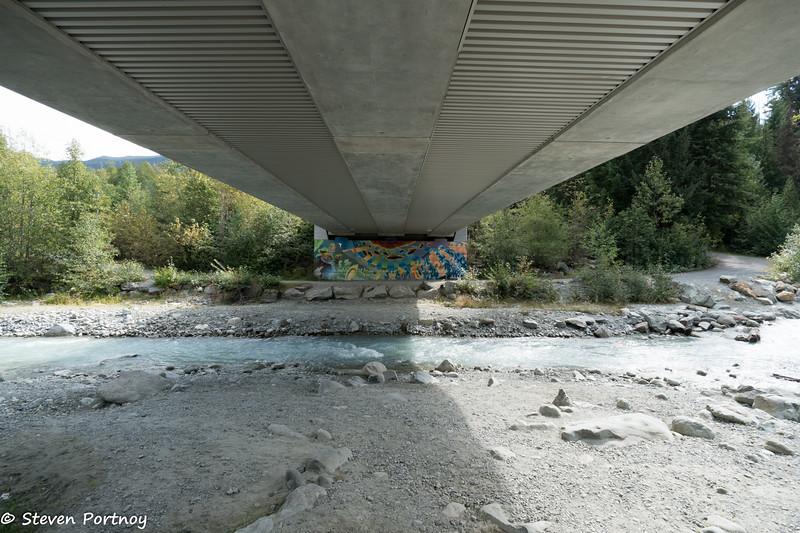 Fitzsimmons Creek Overpass