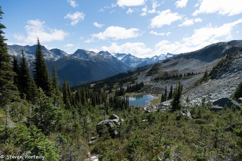 Harmony Lake, Whistler Mountain