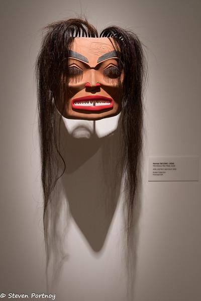 Mischievous Man Mask, Audain Art Museum