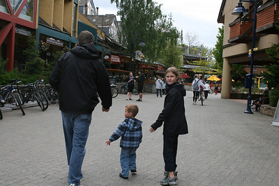 Whistler Village - June 2012