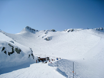 Blackcomb Glacial Bowl