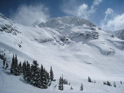 Seventh Heaven; Blackcomb Mountain