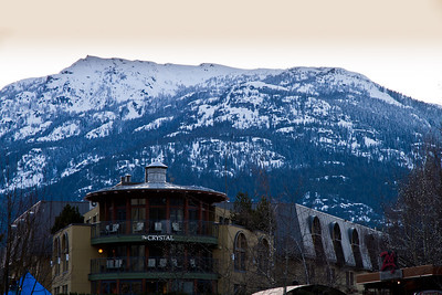 The Crystal Hotel; Whistler Village