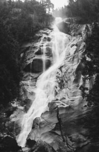 Another shot of Shannon Falls