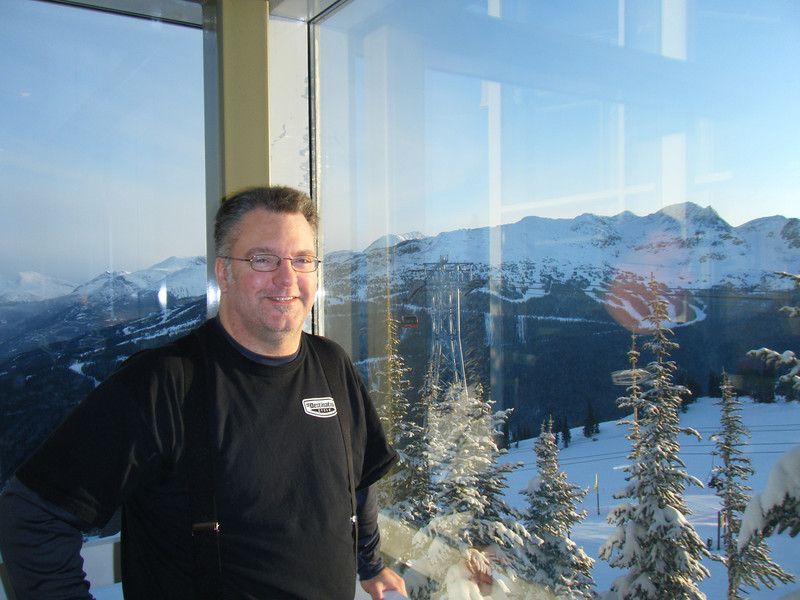 Me with the Blackcomb mountain in the background