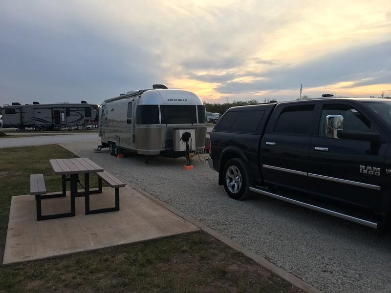 Nice campsite!