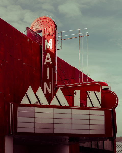Mackay Main Theater