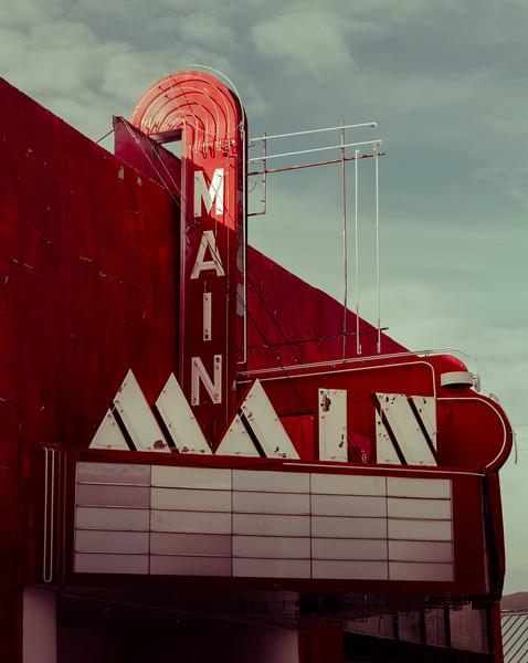 Mackay Main Theater