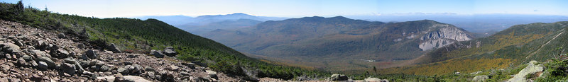Top of Mount Lafayette
