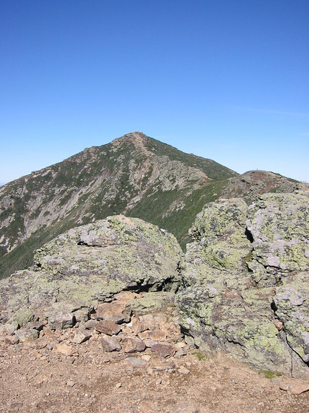Mount Lincoln from Mount Haystack