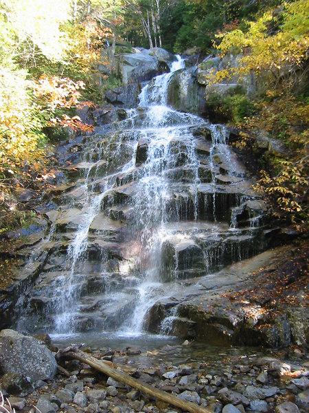 Okay. Yes, I do like waterfalls.