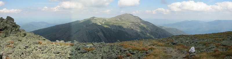 From the top of Mount Jefferson