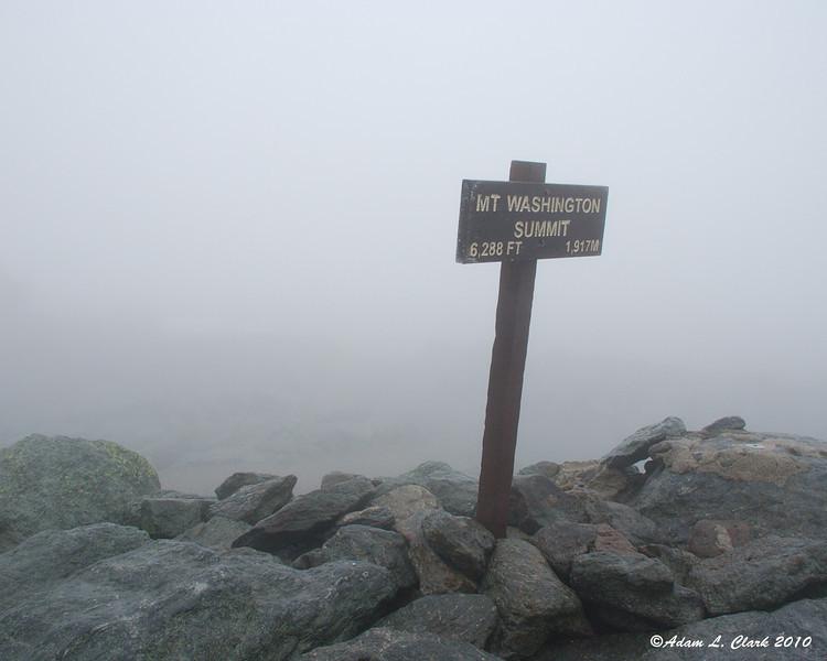 Summit post