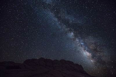 Milky Way, White Pocket